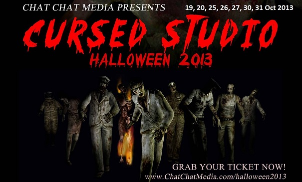 2013 Cursed Studio - Chat Chat Media