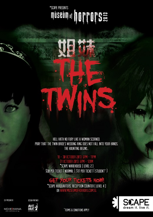 2013 Museum of Horrors 4 - The Twins