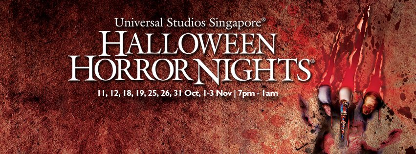 2013 Halloween Horror Nights 3 @ Universal Studios Singapore