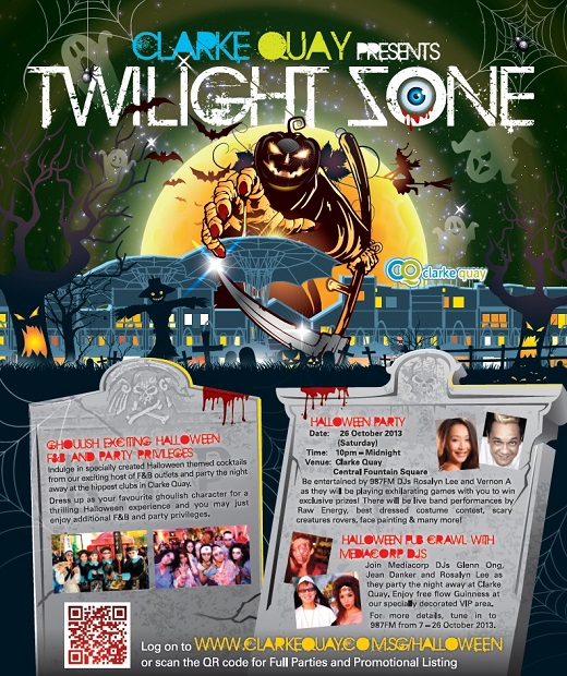 2013 Twilight Zone - Clarke Quay