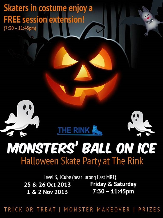 2013 Monsters Ball On Ice - The Rink