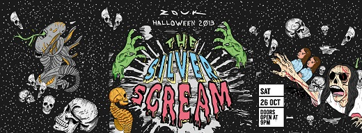 2013 The Silver Scream - Zouk
