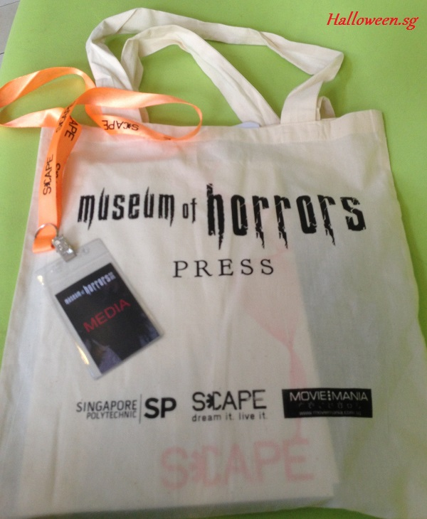 2013 Museum Of Horrors 4 - Media Press Kit