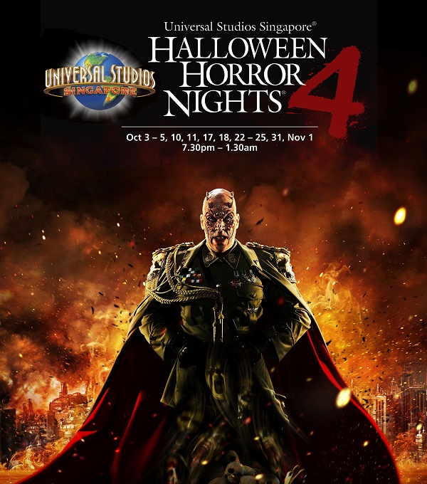 2014 Halloween Horror Nights 4 - Minister Of Evil