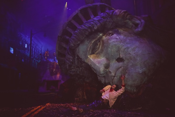 2014 Halloween Horror Nights 4 - DEMONcracy