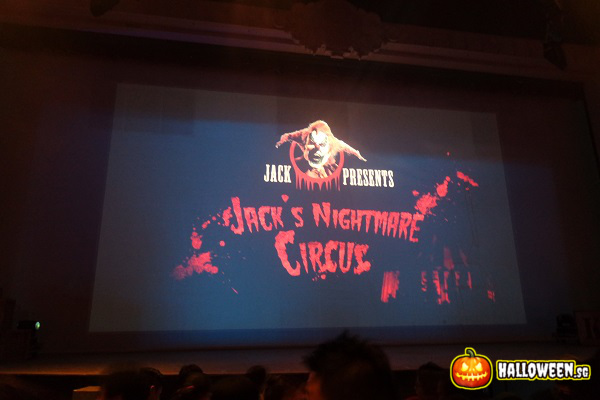 2014 Halloween Horror Nights 4 - Jack's Nightmare Circus