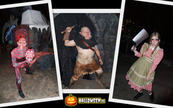 2014 Halloween Horror Nights 4 - Scary Tales