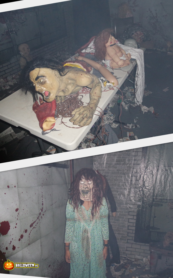 2014 Museum Of Horrors 5 - The Medical Laboratory