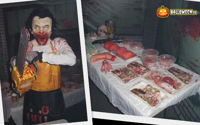 2014 Museum Of Horrors 5 - The Living Dead