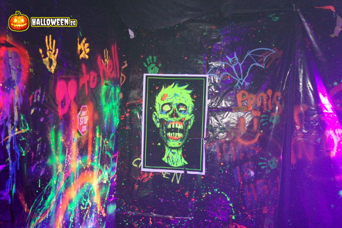 2014 Museum Of Horrors 5 - The Creepy Fun House Maze