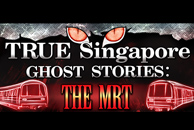 2015 USS Halloween Horror Nights 5 - True Singapore Ghost Stories: The MRT