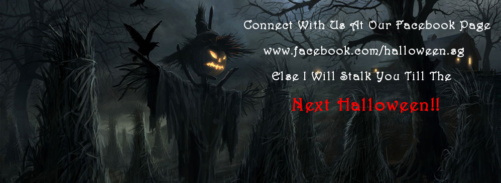 Halloween.sg Facebook Page