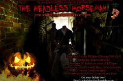 2016 The Headless Horseman - Gallop Stable Horsecity