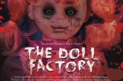 2016 Museum Of Horrors 6 - The Doll Factory - SCAPE