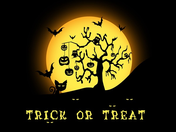 2017 Halloween Trick Or Treat @ Woodlands Woodgrove